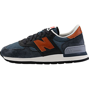 New Balance 990 Distinct Retro Ski - Grey/Black/Carmel