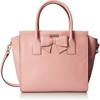 kate spade new york Hanover Street Charee Top Handle Bag,Pink Granite,One Size