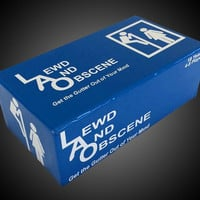 Lewd and Obscene Party Game