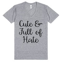 Cute and Full of Hate