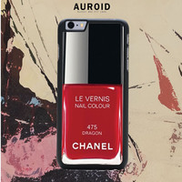 Chanel Nail Le Vernis Dragon IPhone 6S Case Auroid