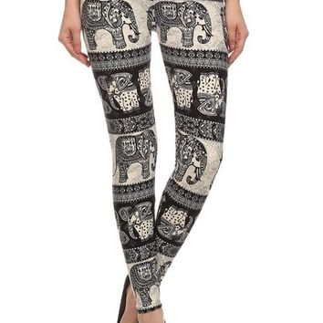 Elephant Super Soft Leggings