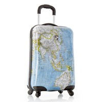 Heys Luggage, Journey Maps 22-in. Hardside Spinner Upright