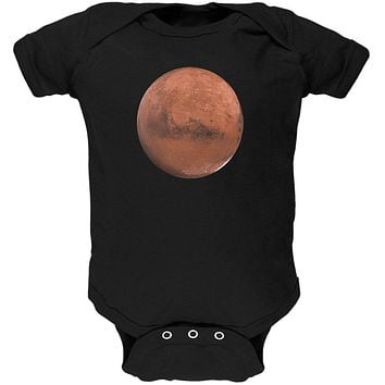 Planet Mars Soft Baby One Piece