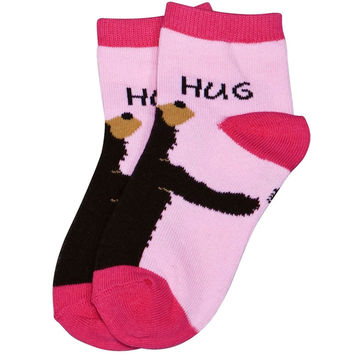 Bear Hug Infant Socks