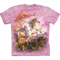 Unicorn in Forest T-Shirt
