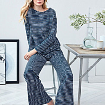 Easy Knit Pajama Top