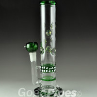 Glass Refinery Water Pipe