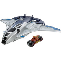 Hot Wheels Marvel Avengers 2 Quinjet Vehicle