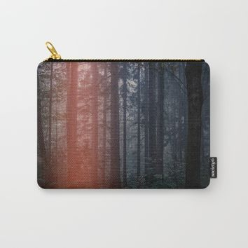 Mystic Woods Carry-All Pouch by aljahorvat