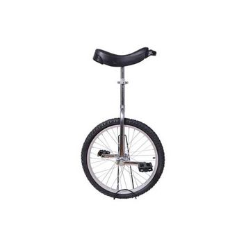 "18"" Wheel Unicycle with Stand 