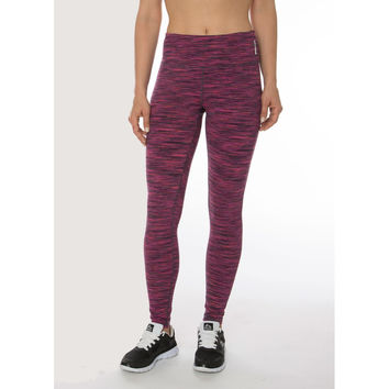 Stratus Multi Color Space Dye Peached Legging