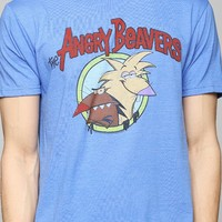 Junk Food Angry Beavers Tee - Urban Outfitters