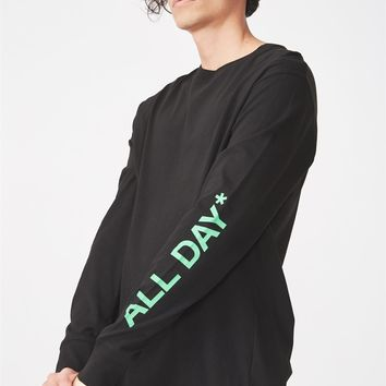 Tbar Long Sleeve