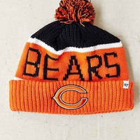 '47 Brand Chicago Bears Calgary Beanie- Orange One