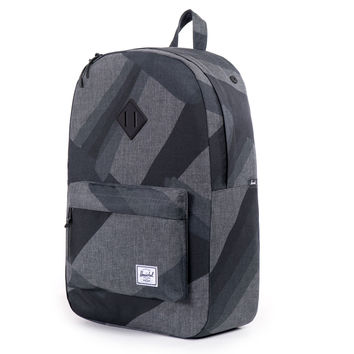 Herschel Supply Co.: Heritage Backpack - Black Portal