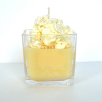 Buttercream Scented Gourmet Jar Candle