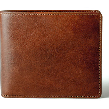 BLACKWOOD BIFOLD WALLET WITH FLIP CARD CASE