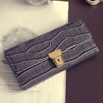 New wallet pu leather coin purse fashion women purse key wallet small handbag money coin bags purses and handbags