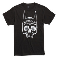 DC Comics Batman The Dark Knight Spirit Skull T-Shirt