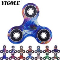 Multi Color Fidget Spinner