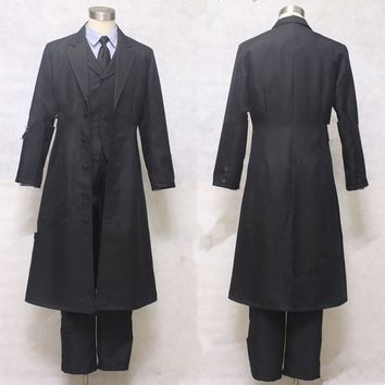 Anime Fate/Zero Clothes fate/stay night Emiya Kiritsugu Cosplay Costume Full Set