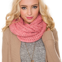 Once Upon A Time Scarf - Rose - One Size / Rose