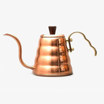 Hario Copper Pour-Over Kettle
