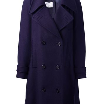 Maison Martin Margiela Oversized Mid Length Coat