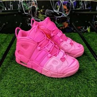 "Nike Air More Uptempo WMNS ""Hot Pink"" Sneakers - Best Deal Online"