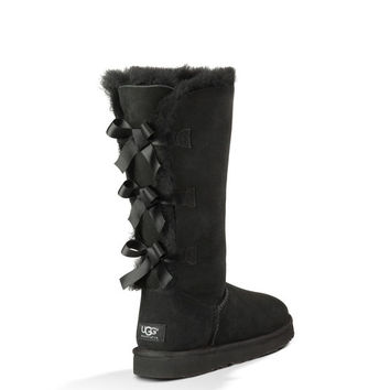 UGG® Official | Women's Bailey Bow Tall Footwear | UGGAustralia.com