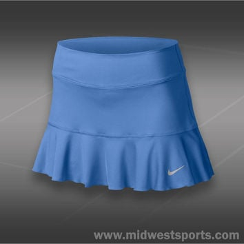 Nike Womens Tennis Skirt, Nike Flounce Knit Skirt 546084-402, Midwest Sports