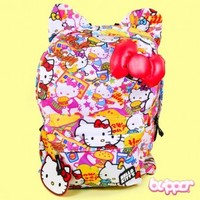Hello Kitty Backpack - Colorful