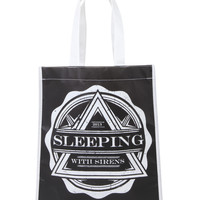 Sleeping With Sirens Small Shopper Tote