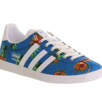 Adidas Gazelle Og W Farm Pineapple Flower - Hers trainers