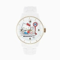 Hello Kitty Watch: Bus Stop Collection