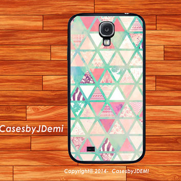 Samsung Galaxy S4 case, Geometric Floral, iPhone 4 /4S case, iPhone 5 /5c/ 5s, , Samsung Galaxy Note2, Samsung Galaxy Note 3,  Galaxy S3,