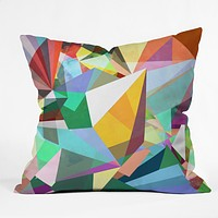 Mareike Boehmer Colorflash 8 X Throw Pillow