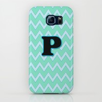 Letter P iPhone & iPod Case by Gretzky