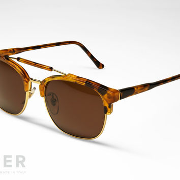 retroSUPERfuture 49er Dark Havana Sunglasses