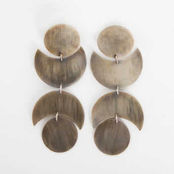 Moon Phases Earrings