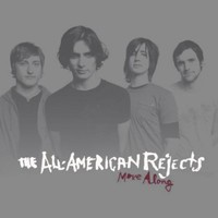 All-American Rejects MOVE ALONG Vinyl Record