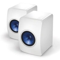 LS50 High Gloss Speakers by KEF