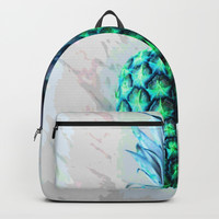 Pineapple Day Backpacks by Azima