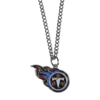Tennessee Titans Chain Necklace with Small Charm FN185SC
