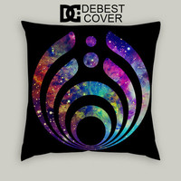 Bassnectar Galaxy Pillow Cases Square Available In 16 x 16 Inches 18 x 18 Inches 20 x 20 Inches