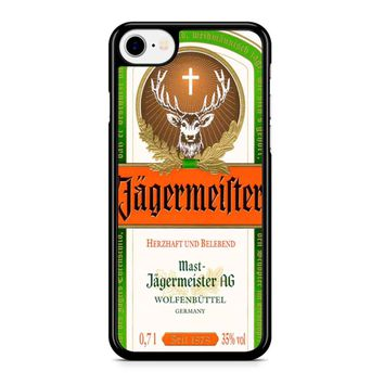 Jagermeister Antidotess Iphone 8 Case