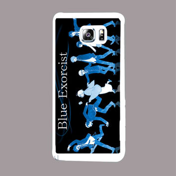 Blue exorcist for Samsung Galaxy Note 5 Case *NP*