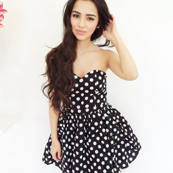 Adore You Dress- Black {Boutique Collection}
