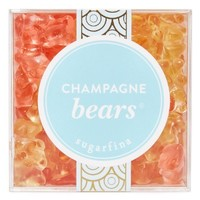 Champagne Bears Gummy Candy